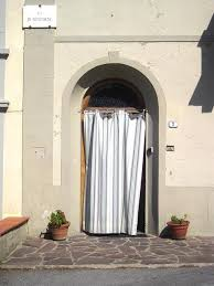 Curtains For Doors At Europe Tuscany Italy Curtain Doors Apartment Therapy