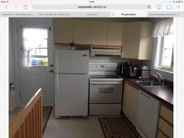 Low Kitchen Cabinets Low Cost Relooking On Old 80 U0027s Kitchen Cabinets