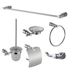 Matching Bathroom Accessories Sets Alfi 6 Piece Bathroom Accessory Set Ab9508 S Vintage Tub