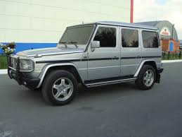 mercedes g class used for sale used 2000 mercedes g class photos 3000cc diesel automatic