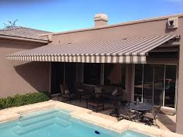 Patio Awning Reviews Motorized Retractable Awnings Superior Sun Solutions Phoenix Az