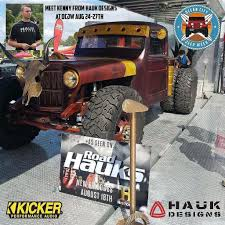 hauk designs peterbilt roadhauks on topsy one
