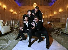 meet the tenors formerly known as the canadian tenors the globe