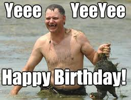 Duck Dynasty Birthday Meme - 100 best happy birthday meme images on pinterest funny happy