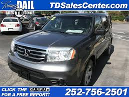 2012 honda pilot gas mileage 2012 honda pilot lx for sale in farmville