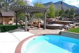 Shade For Pergola by 20 Cool Pool Side Shade Pergolas Pavilions U0026 Arbors Western