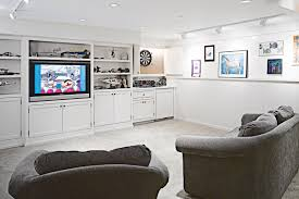 open up bringing new life to a dowdy basement remodeling