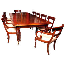Mahogany Dining Room Furniture Mahogany Dining Room Furniture Grand Regency Mahogany Dining Table