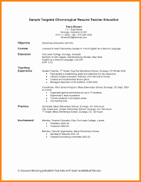 great resume exle ideas collection resumes for teachers exles resume exle and maker