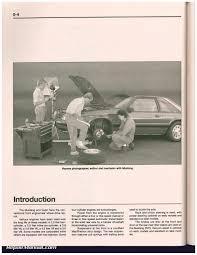 haynes repair manual 1990 ford mustang 100 images haynes