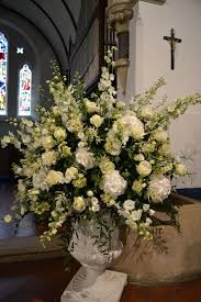 Wedding Flowers Arrangements The 25 Best Church Flower Arrangements Ideas On Pinterest