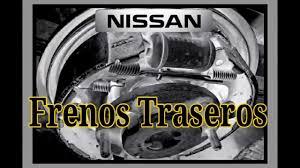 nissan frontier qd32 specs frenos de tambor nissan pick up frontier youtube