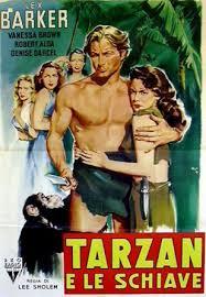 tarzan slave