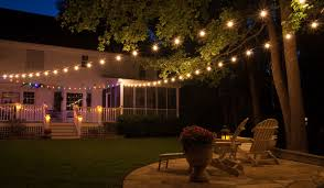 Exterior Patio Lights Patio Lights Yard Envy