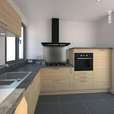 habillage mur cuisine plaques inox cuisine cracdence en inox plan de travail inox cuisine