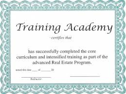examples of certificates of completion blank certificate blank certificate of appreciation certificate