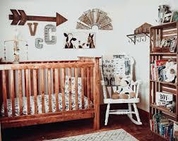 Tractor Crib Bedding Tractor Crib Bedding Etsy