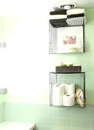 Storage For Small Bathroom Storage For Small Bathroom Add Shelving A Lonely Toilet Small