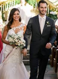 bachelor wedding all of the bachelor and bachelorette couples who got married instyle