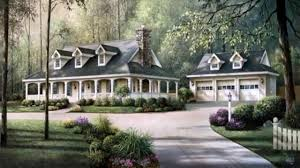 Floor Plans With Wrap Around Porch by Victorian Style House Plans With Wrap Around Porches Youtube