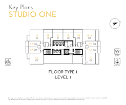 mall of the emirates floor plan studio one