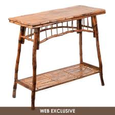 Rattan Console Table Antiqued Tortoise Rattan Console Table Kirklands