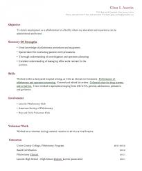 No Experience Resume Examples no experience resume sample resume examples resume for students