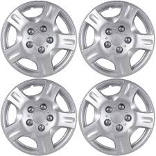nissan sentra hubcaps 2016 amazon com hub caps for select nissan altima pack of 4 16 inch