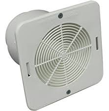 75mm round wall air vent bull nose bathroom extractor outlet
