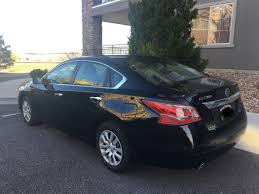 nissan altima 2017 black 2013 black nissan altima 2 5 s for 13000 single owner clean