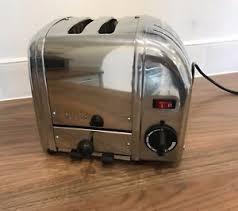 Dualit Sandwich Toaster Dualit 2 Slice Toaster Ebay