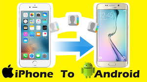 apple to android transfer how to transfer contacts from apple iphone to android phone