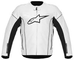 motorcycle jackets alpinestars tz 1 reload leather jacket revzilla