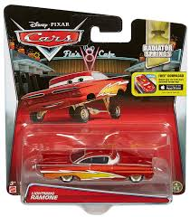 cars characters ramone amazon com disney pixar cars diecast lightning ramone vehicle