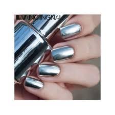 silver metallic mirror effect 1 top coat u0026 1 mirror polish