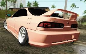 honda integra jdm acura integra type r 2001 jdm for gta san andreas