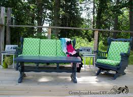 Indoor And Outdoor Furniture by Indoor To Outdoor Furniture I Painted Until My Arm Fell Off