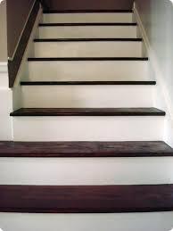 my biggest diy project the stairs from thrifty decor