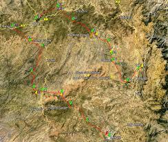 Map Of Ethiopia Ethiopia April May 2015