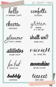 673 best font love images on pinterest icon design lyrics and script fonts are usefu for invitations scrapbooing notes and for fun here are twelve free script fonts dinosaur stew