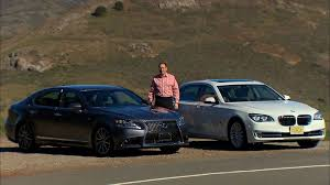 lexus vs bmw reliability cnet on cars 12 bmw 750li vs lexus ls 460 roadshow
