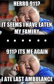 Fat Asian Kid Meme - herro prease
