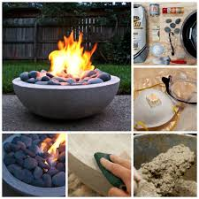 Diy Gas Fire Pit by Table Diy Portable Gas Fire Pit Farmhouse Medium Diy Portable