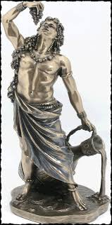 dionysus greek god statue panpipes magickal marketplace wiccan statues