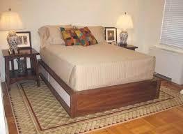 custom made bedroom storage bed