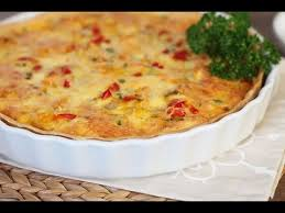 recette de cuisine quiche au poulet recette de quiche au poulet et légumes chicken and vegetables