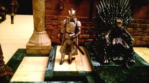 game of thrones mcfarlane toys iron throne room construction set