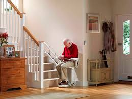 tips install stair lifts for the elderly founder stair design ideas