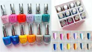 opi fiji full collection haul u0026 review 2017 youtube