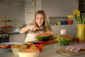Kristen Bell House by Kristen Bell And Dax Shepard In Samsung Home Appliance Spots Cmo